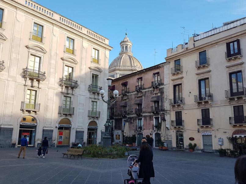 Catania cupola sant'agata