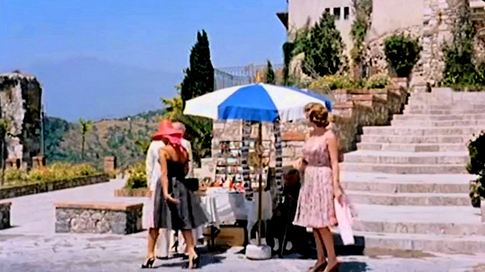 taormina set of movies