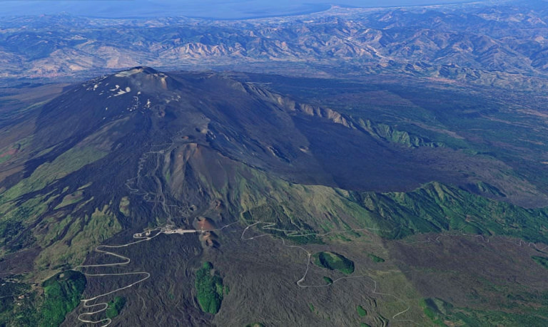 overview on etna