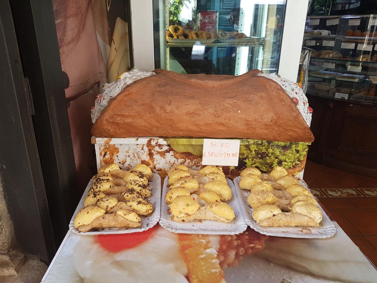 pastry shop corso Umberto taormina