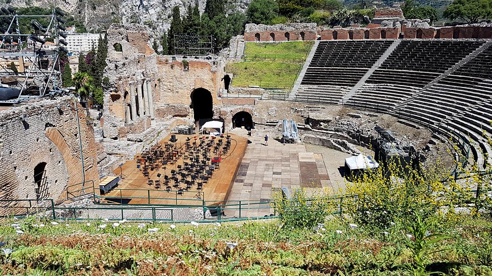 taormina greek theater