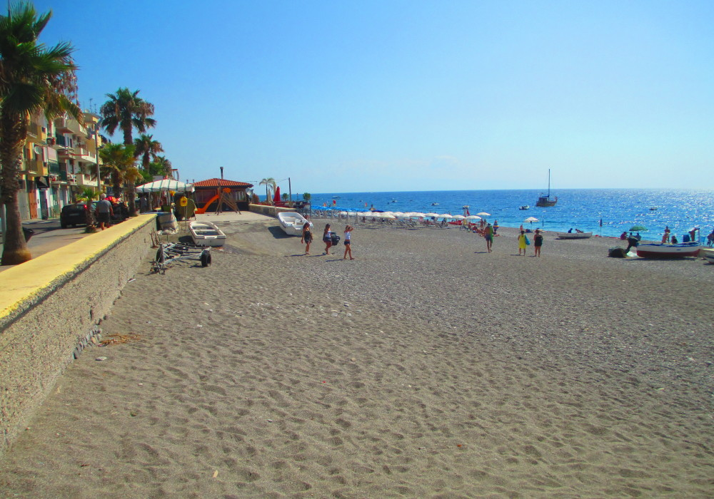 letojanni the beach