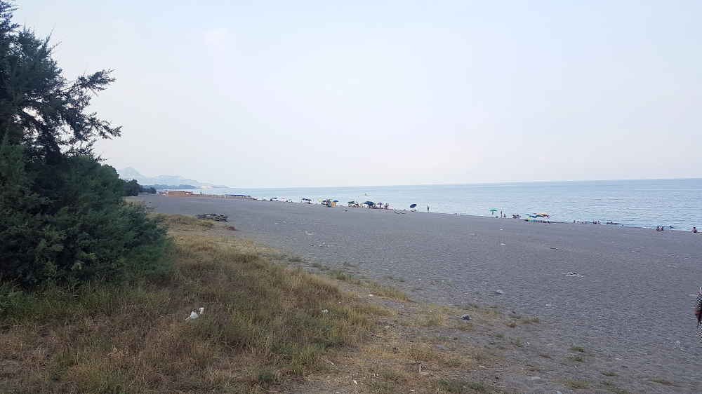 marina di cottone beach