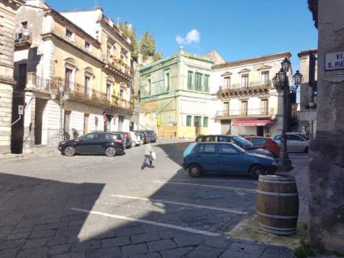 castiglione di sicilia 21 11 2018 piazza lauria